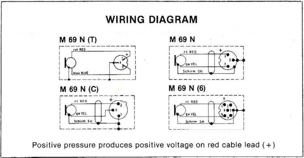 Shure Xlr 4 Pin Connector Wiring Diagram Tuchel Connector Question Gearslutz Pro Audio Community