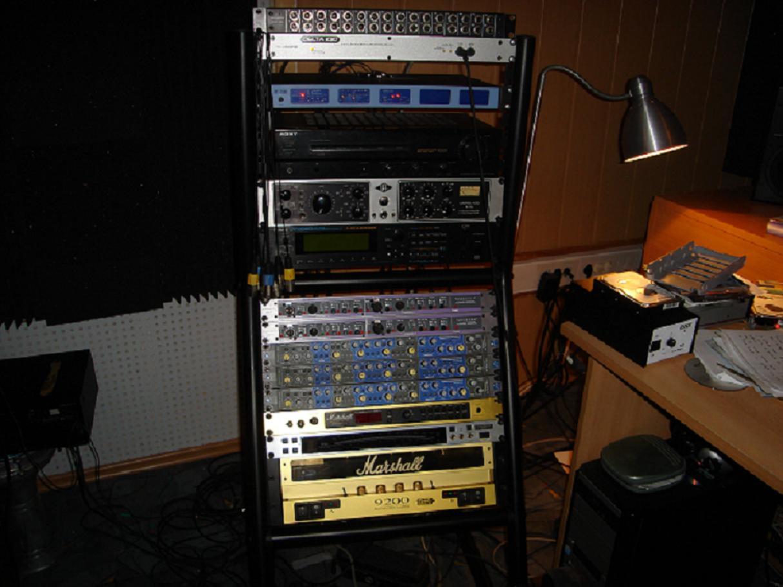 Show Me Your Rack Home Studio 2007 Gearslutz Pro