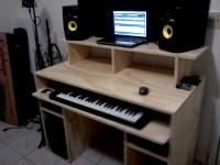 My DIY Recording Studio Desk - Gearslutz Pro Audio Community