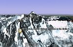 Extremes in Google Earth