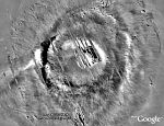 Mars Imagery Overlays in Google Earth