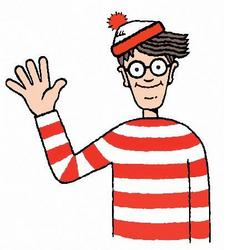 Where Wally Logo