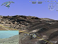 Death Valley Video  in Google Earth