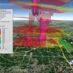 3D model of Joplin tornado debris