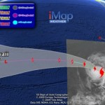 Cat 4 Storm Felicia Headed for Hawaii – See in Google Earth