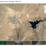 Exploring historical imagery with Google Timelapse