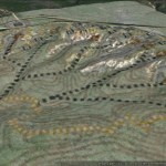 """Hiking the """"Little Grand Canyon"""" in Google Earth"""