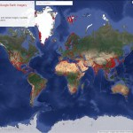 New Google Earth Imagery – February 2015