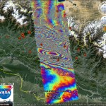Surface deformation from the Nepal Quake