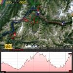 The Tour de France 2015 in Google Earth