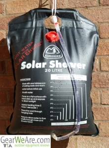 Eurohike Solar Shower