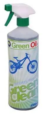Green Oil Bike Cleaner