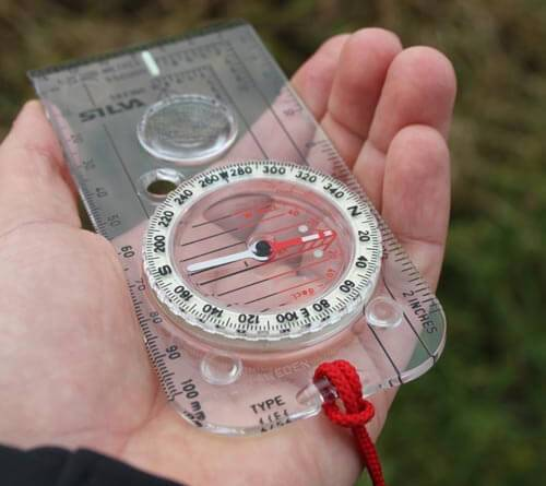 Where to, trusty compass?