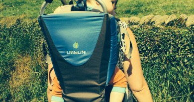 LittleLife Range Carrier