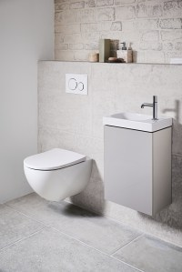Geberit in-wall flush toilet tank systems for wall-hung ...