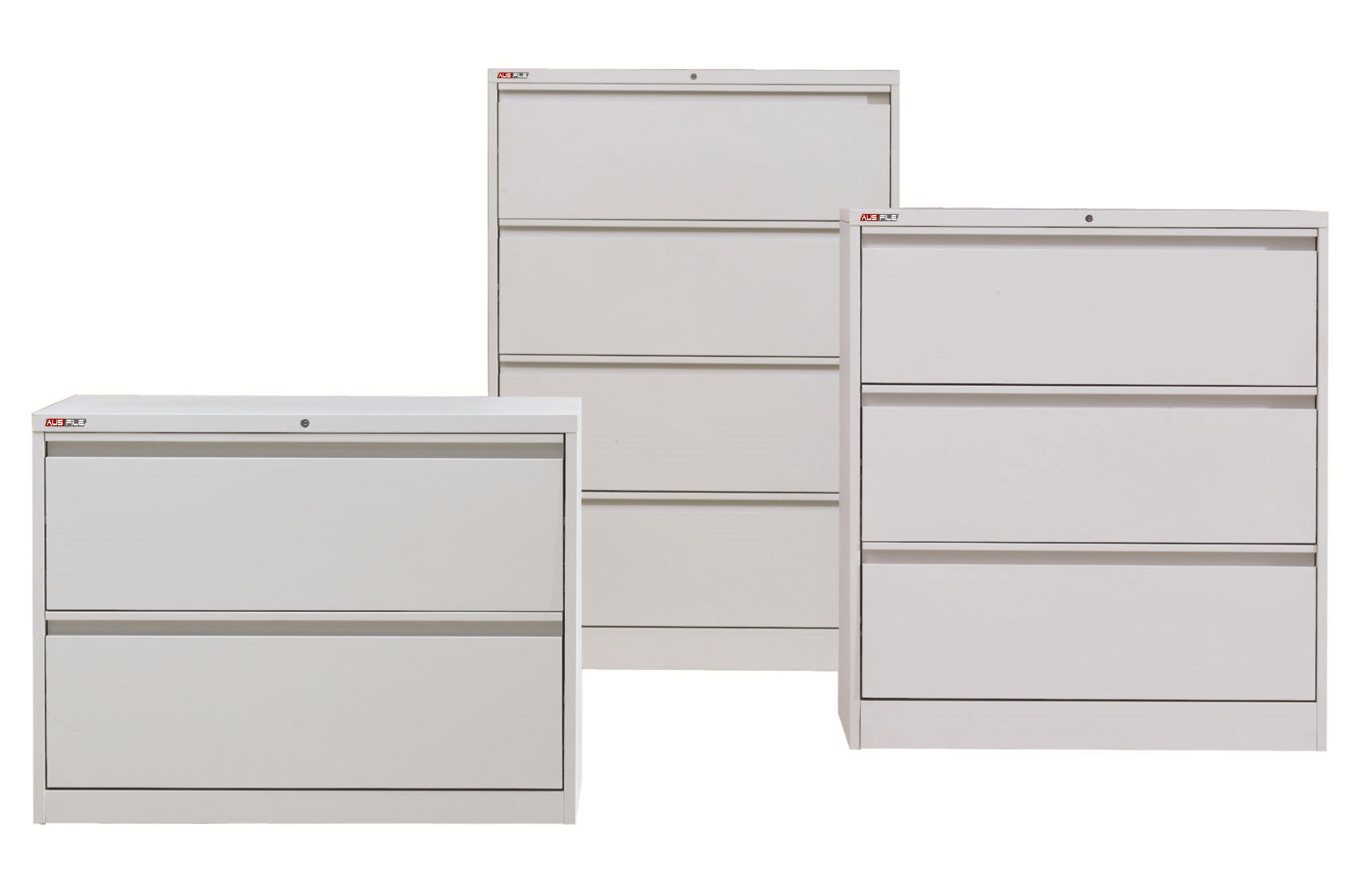 Ausfile Lateral Filing Cabinets