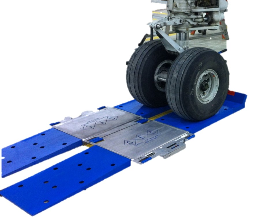 Aircraft Scales Weighing Machines Services - how would you weigh a plane without scales