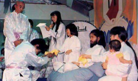 東京ディズニーランドとオウム真理教