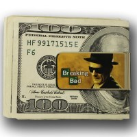 Breaking Bad Money Clip Set