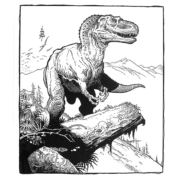 Dinosaurs Coloring Book - coloring dinosaur