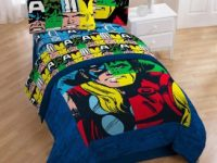 Marvel Deadpool Bedroom Set