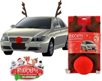 Rudolph The Red Nose Reindeer Car Costume