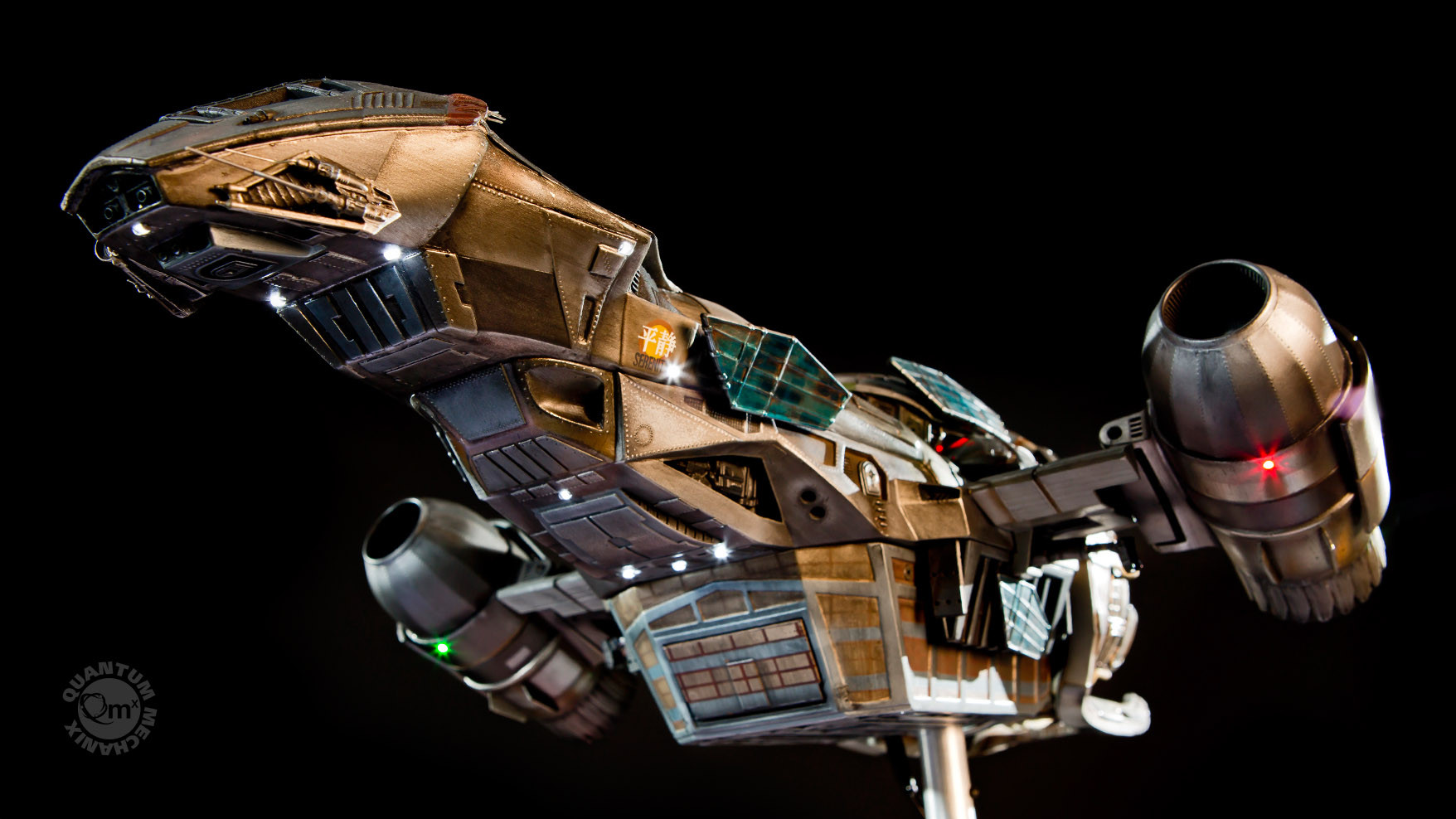 3d Laser Wallpapers Firefly Serenity Film Scale Artisan Replica