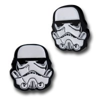 Star Wars Stormtrooper Earrings