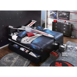 Small Crop Of Star Wars Bed