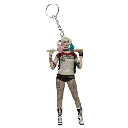 Saint Seiya 3d Live Wallpaper Suicide Squad Harley Quinn Version 1 Key Chain