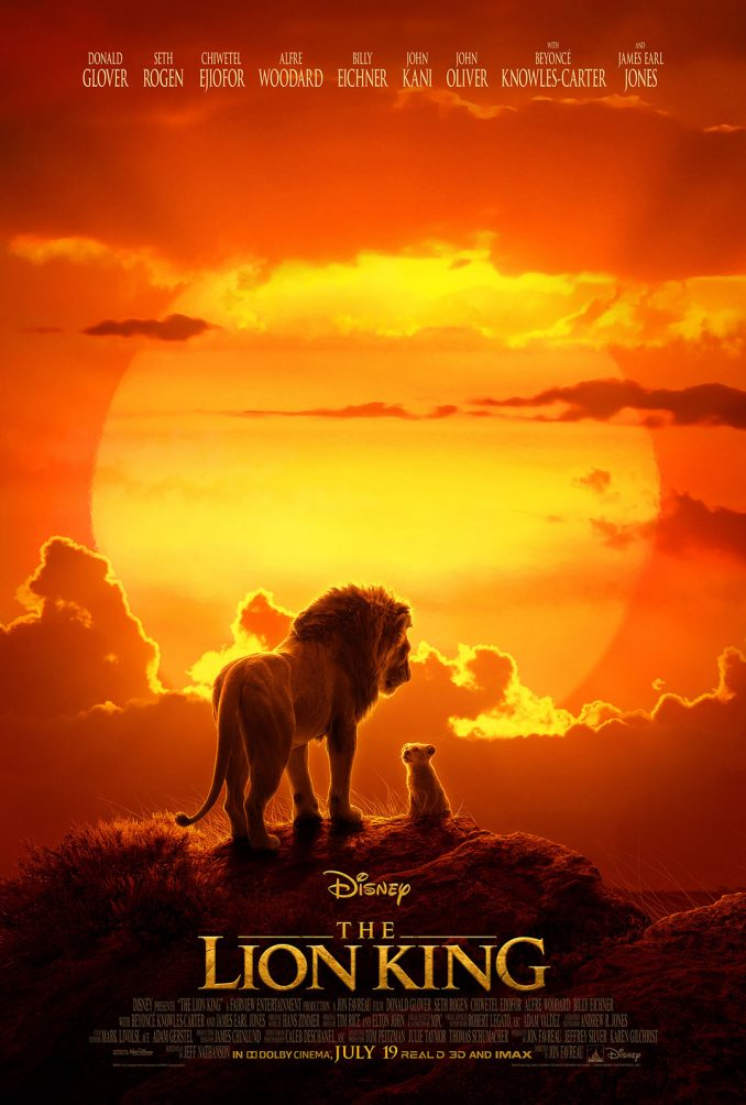the lion king movie 2019 trailers films