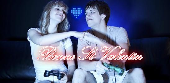 [St-Valentin] Une soirée romantique de gaming !