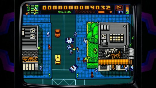 Retro City Rampage | Le guide cadeau 2012: Les jeux Indie