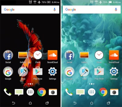 How To Get iPhone 6s Live Wallpapers On Android