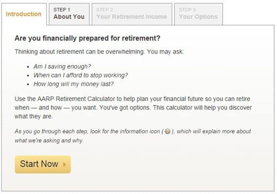 Killer Apps and Calculators for Retirement Planning