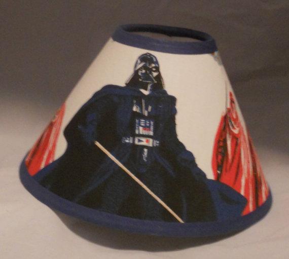 Star Wars Lamp Shade 1 Star Wars Lamp Shade 2