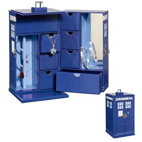 Doctor Who TARDIS Jewelry Box