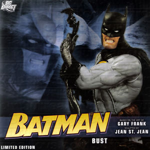 Batman Bust 2