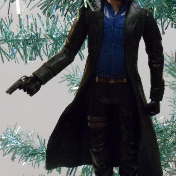 Nick Fury Avengers Christmas Ornament - Geek Decor