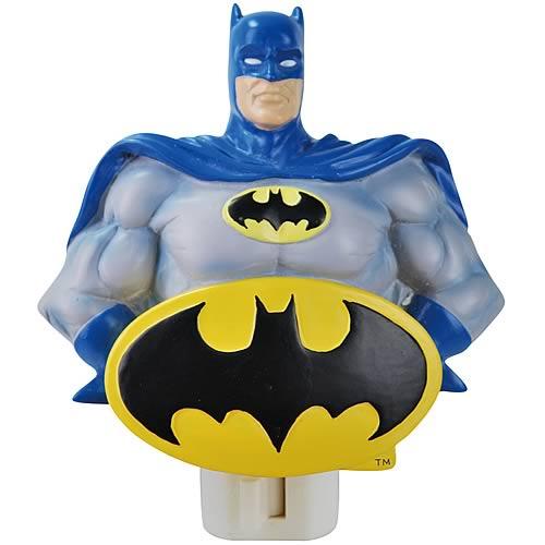Batman Night Light - Geek Decor