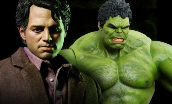 Incredible Hulk Hot Toys - Geek Decor
