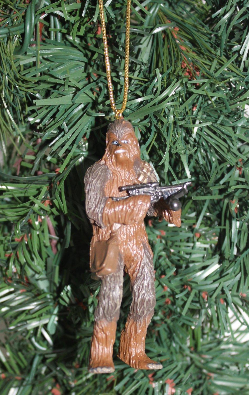 8 Piece STAR WARS Christmas Ornament Set | Geek Decor