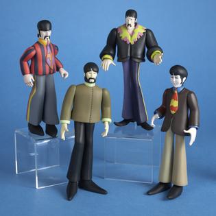 The Beatles Yellow Submarine Christmas Ornaments - Geek Decor