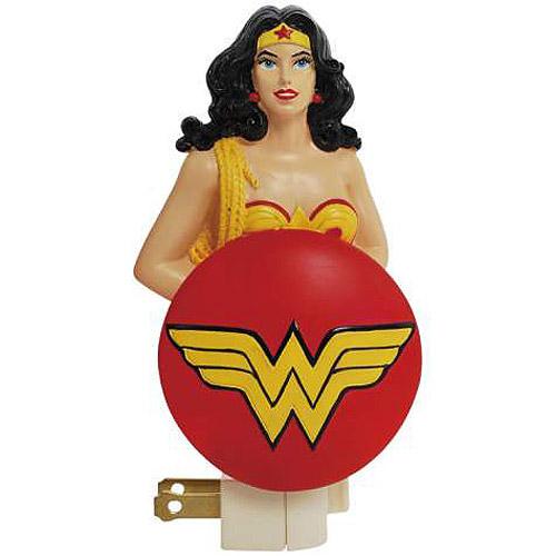 Wonder Woman Night Light - Geek Decor