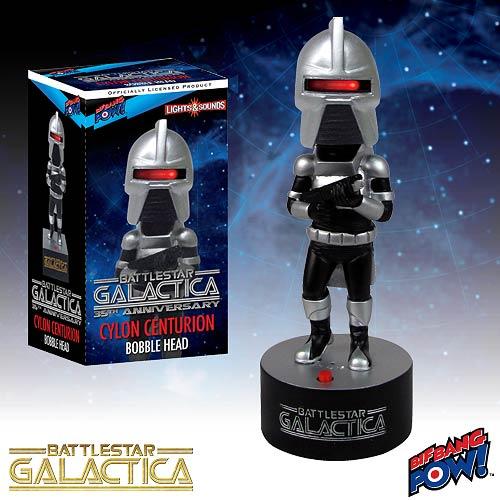 Battlestar Galactica Bobble Head - Geek Decor