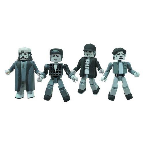 Black & White Clerks Minimates - Geek Decor