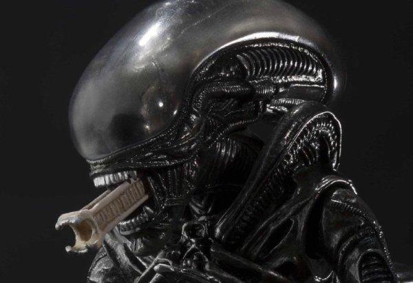 Alien Big Chap Action Figure - Geek Decor