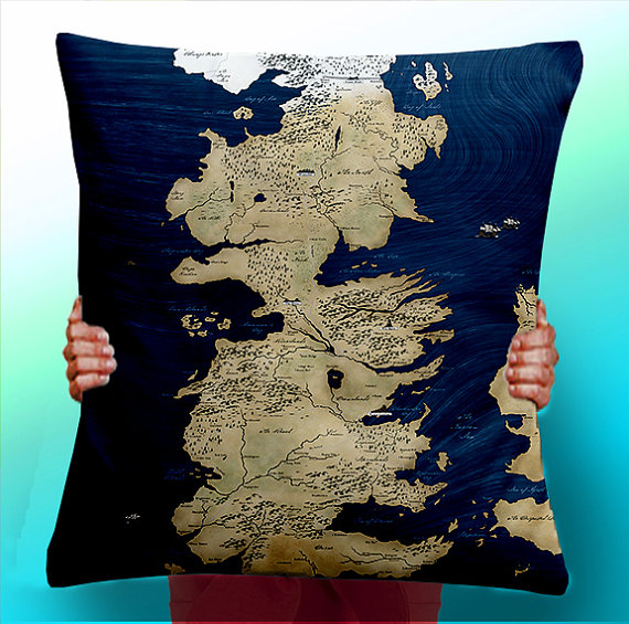 Game of Thrones Pillow - Geek Decor