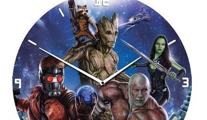 Guardians of the Galaxy 3D Pendulum Wall Clock - Geek Decor