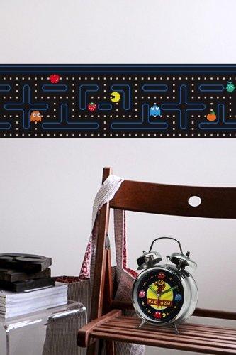 Fabulous Pac Man Wall Borders Geek Decor uc